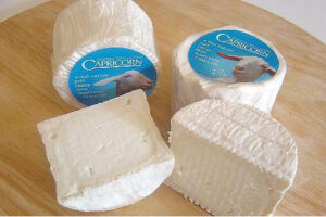Capricorn goat's cheese