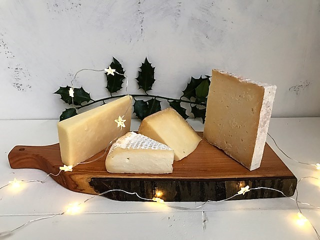 low sizergh barn cheese