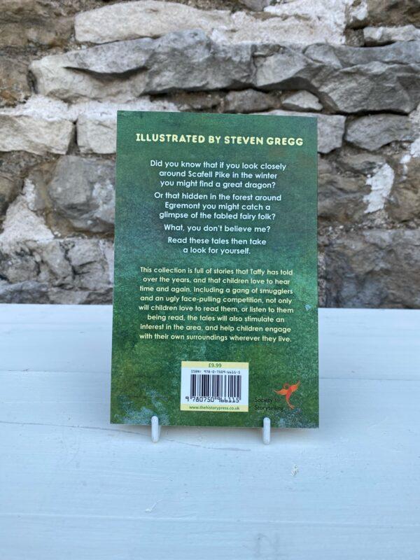 Lakeland Folk Tales for Children Back Cover