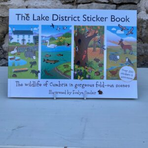 The Lake District Sticker Book