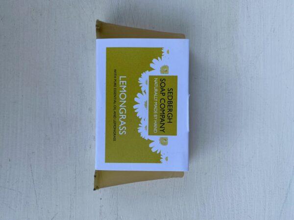 Sedbergh Soap Lemongrass Soap