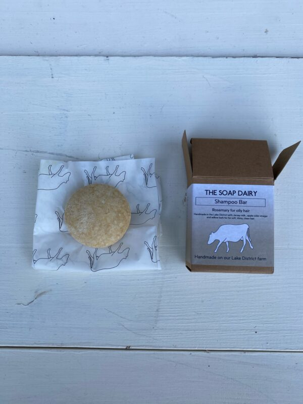 Soap Dairy Shampoo Bar - Rosemary