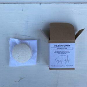 Soap Dairy Shampoo Bar Unfragranced