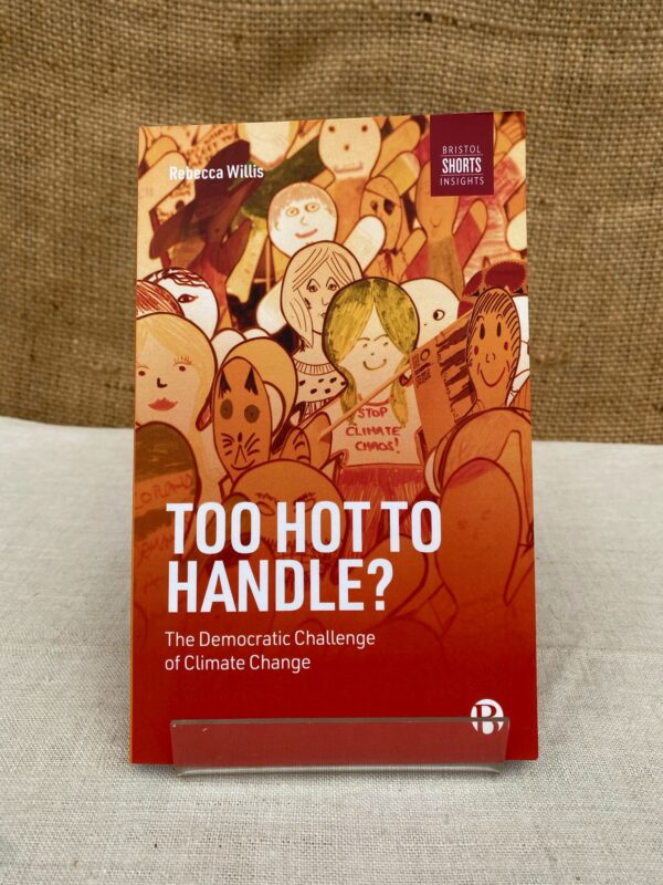 Too hot to handle by Rebecca Willis