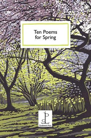ten poems for spring gift for springtime