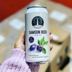 Damson Beer from Lakeland Brewhouse