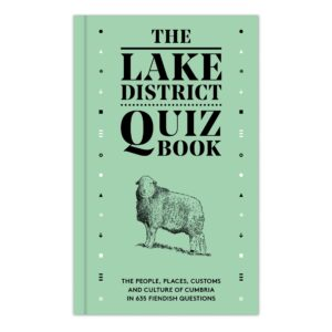 lake district quiz book