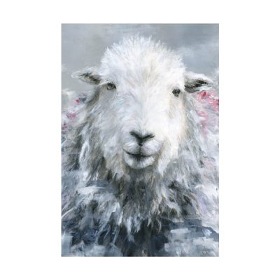 Herdi V Limited Edition David Pooley Print. David is a Cumbrian artist whose work is inspired by the stunning local landscape. Buy online.