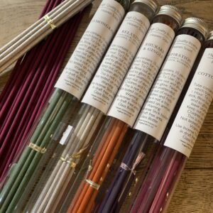 Home Fragrance - Naturally Produced Incense