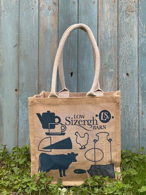 Low Sizergh Barn Jute Bag