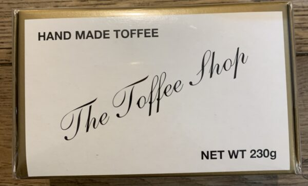 The Toffee Shop Toffee Box