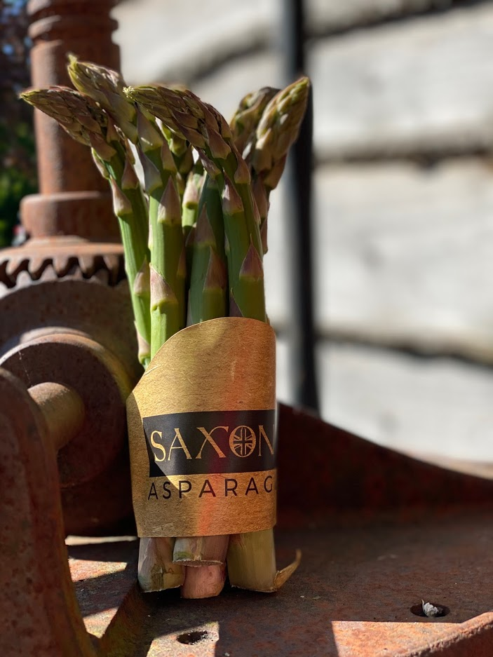English asparagus recipe