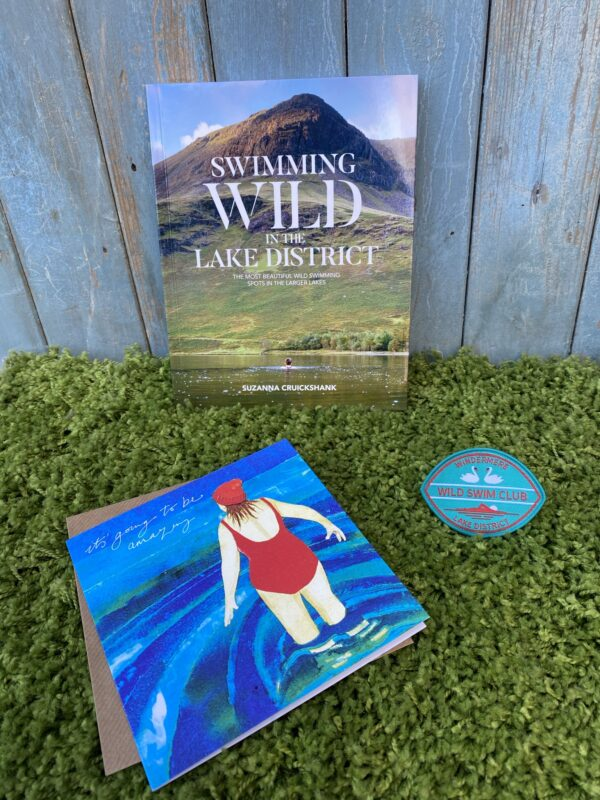 Lake District wild swimming gift