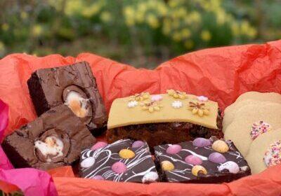Easter Baking Basket